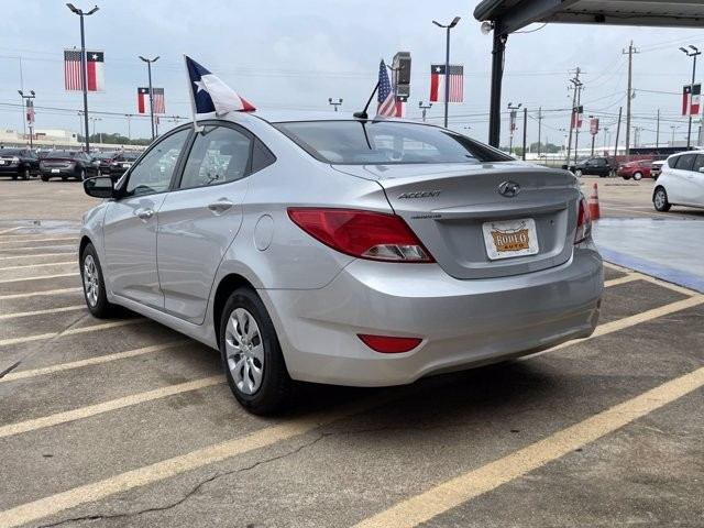 Hyundai Accent 2015 price $1,600 Down