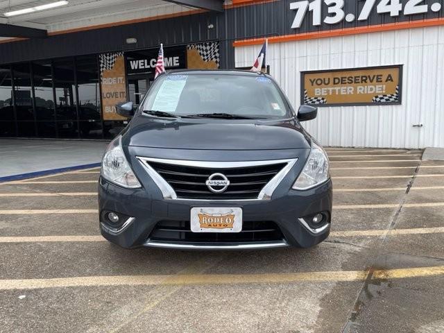 Nissan Versa 2016 price $1,600 Down