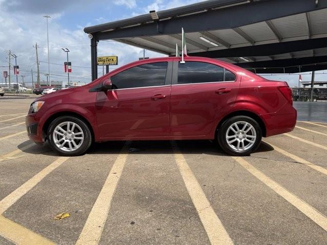 Chevrolet Sonic 2012 price $1,500 Down