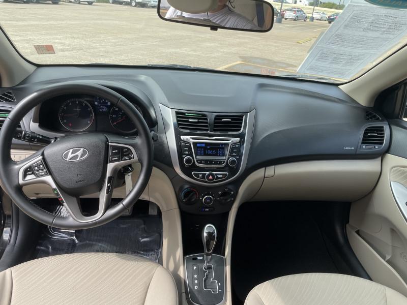 Hyundai Accent 2016 price $1,500