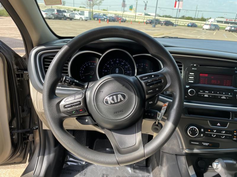 Kia Optima 2014 price $2,100