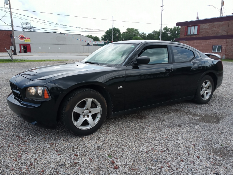 Dodge Charger 2008 price $4,988