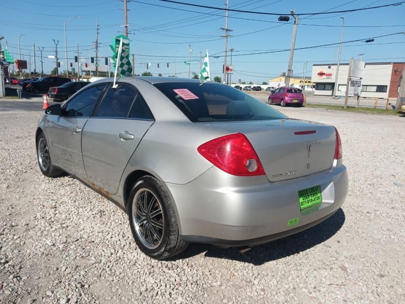 Pontiac G6 2007 price $3,488