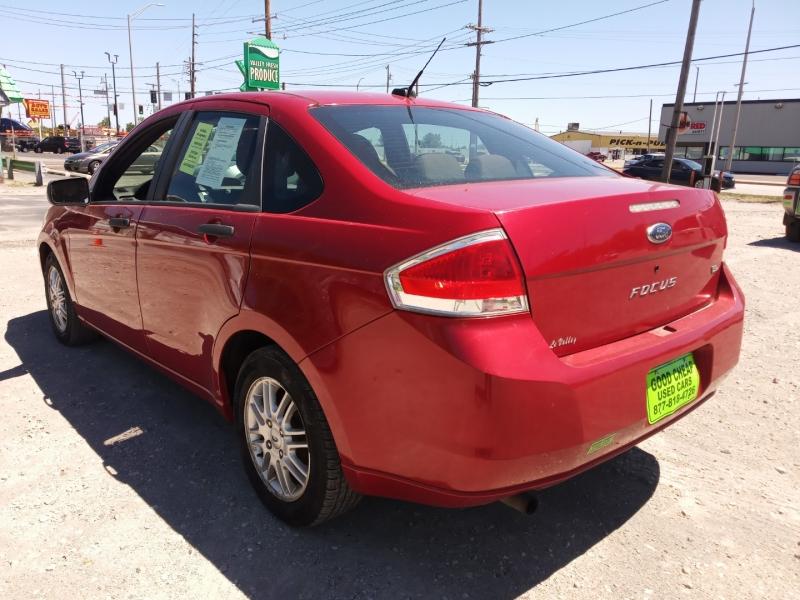 Ford Focus 2009 price $4,988
