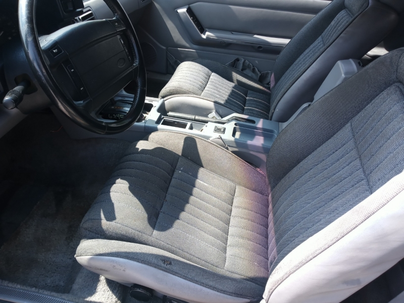 Ford Mustang 1993 price $5,988