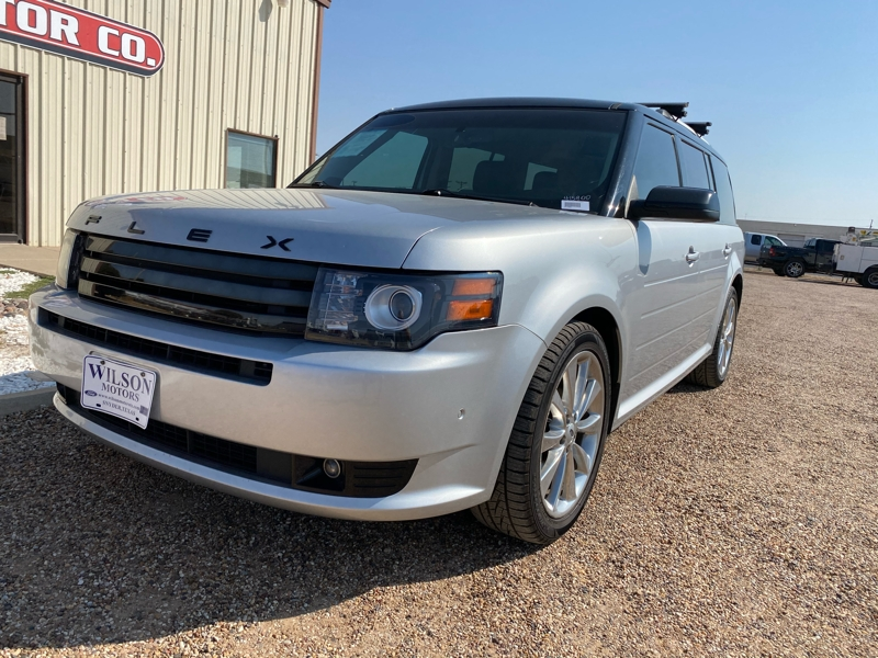 Ford Flex 2012 price $8,800