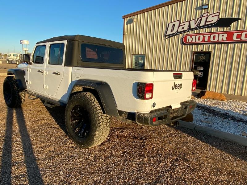 Jeep Gladiator 2020 price $44,500