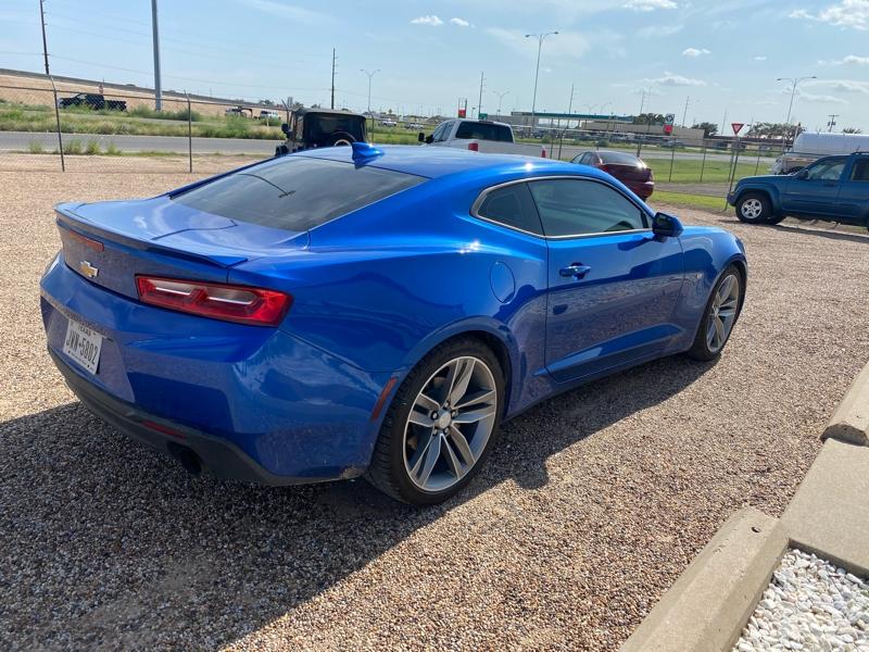 Chevrolet Camaro 2017 price $24,500