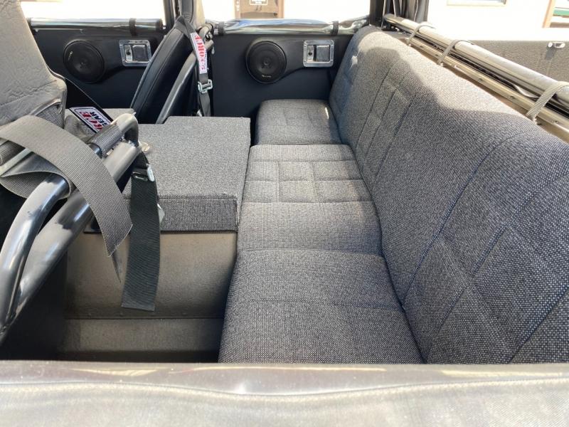 Hummer H1 1999 price $37,500