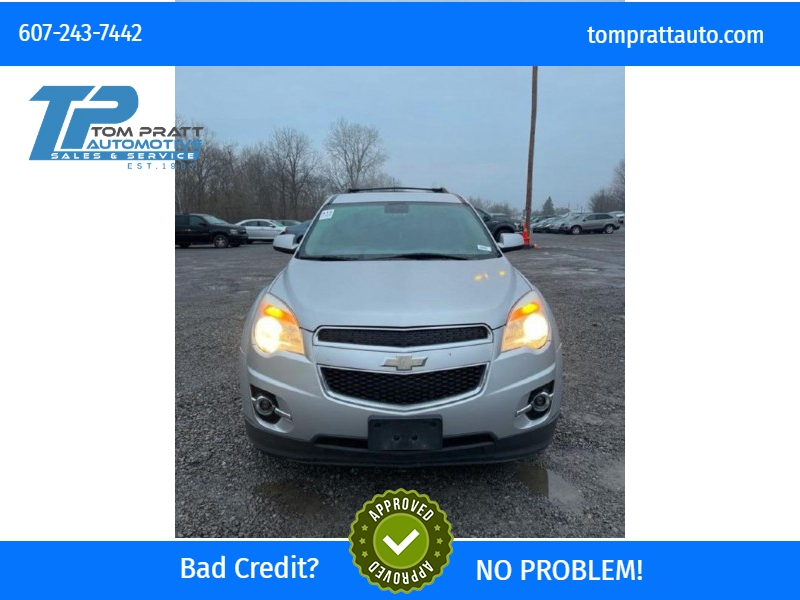 CHEVROLET EQUINOX 2012 price $9,495
