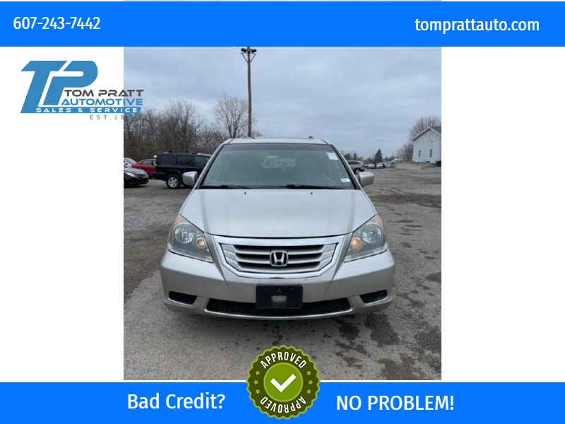 HONDA ODYSSEY 2009 price Call for Pricing.