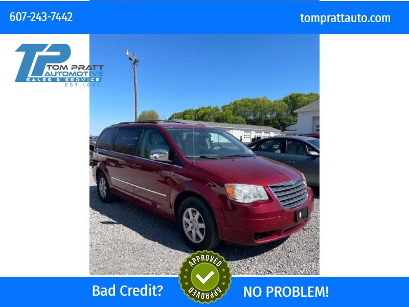 CHRYSLER TOWN & COUNTRY 2010 price $11,500