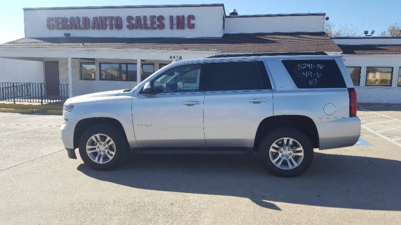 Chevrolet Tahoe 2016 price COME VIEW