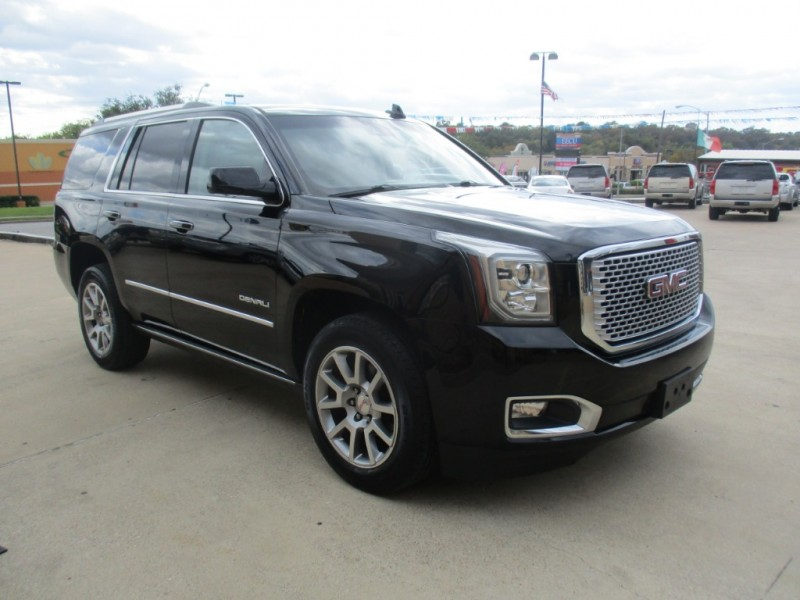 GMC Yukon 2015 price $1