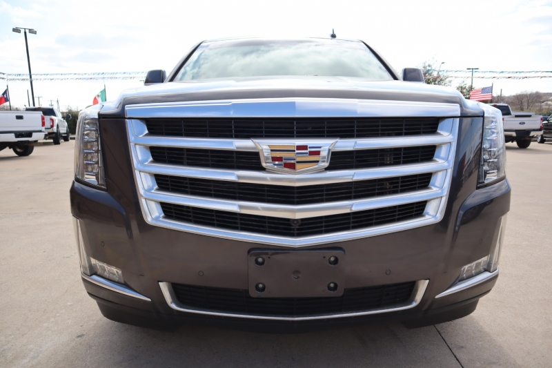 Cadillac Escalade 2016 price