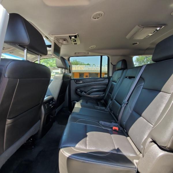 Chevrolet Suburban 2016 price