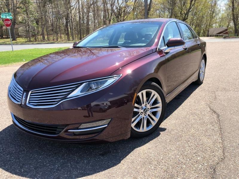 Lincoln MKZ 2013 price $9,995