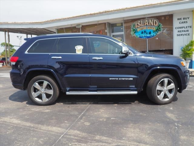 Jeep Grand Cherokee 2015 price $21,455