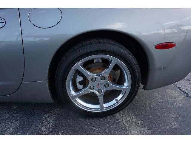 Chevrolet Corvette 2002 price $15,982