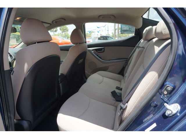 Hyundai Elantra 2015 price $7,715