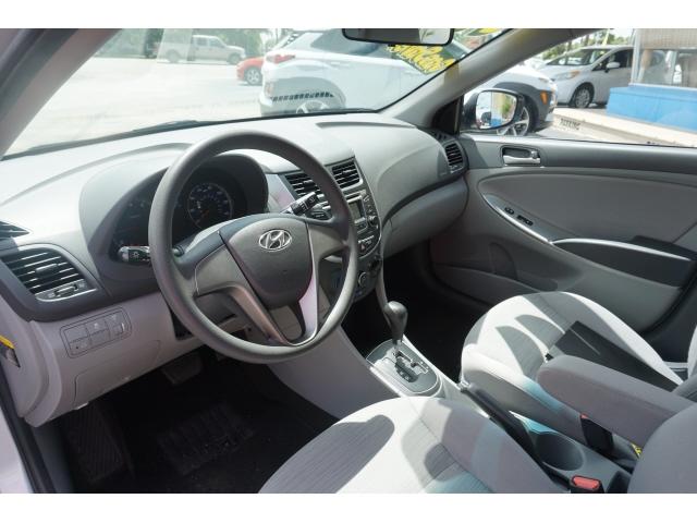 Hyundai Accent 2017 price $6,462