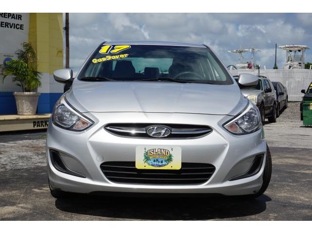 Hyundai Accent 2017 price $6,588