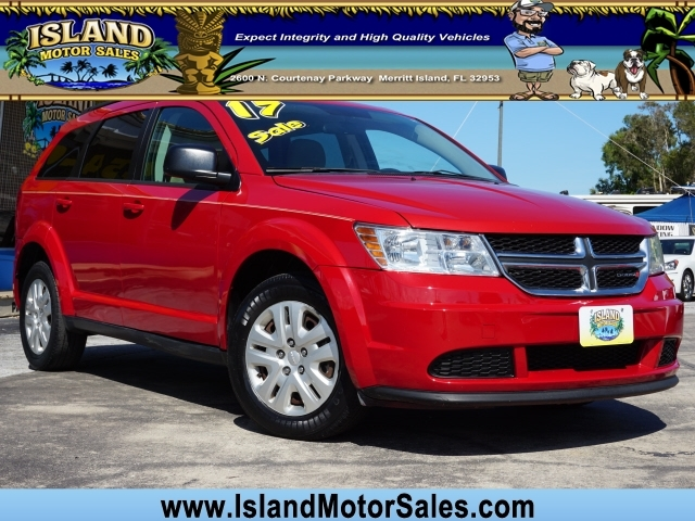 Dodge Journey 2017 price $9,822