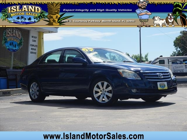 Toyota Avalon 2007 price $9,167
