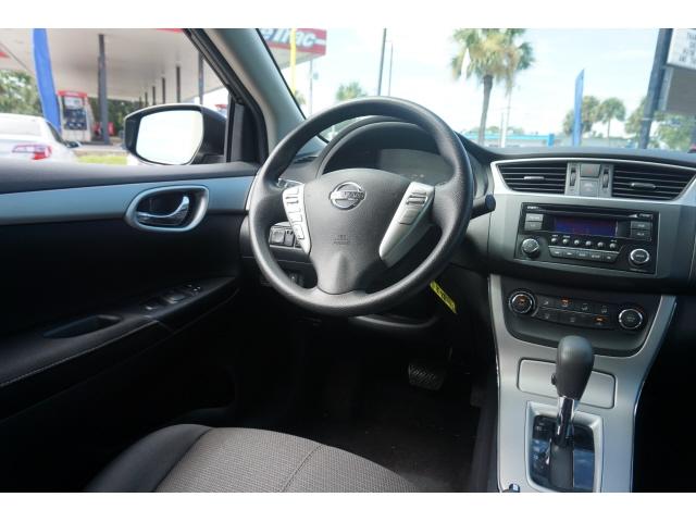 Nissan Sentra 2015 price $9,290