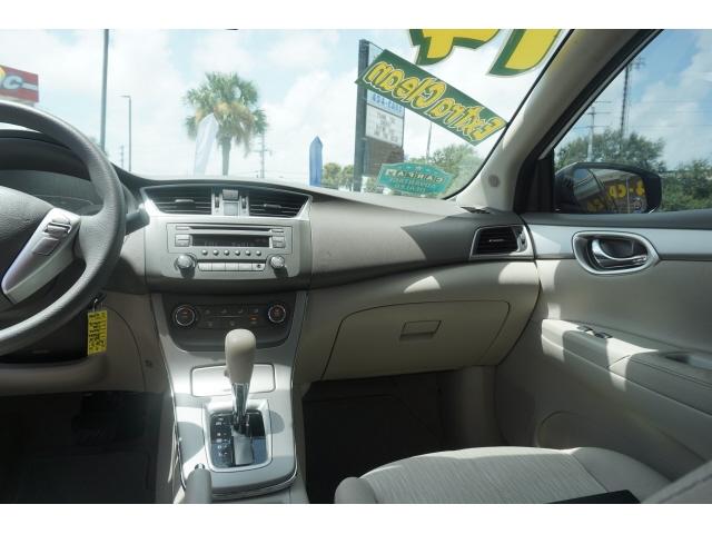 Nissan Sentra 2014 price $7,554
