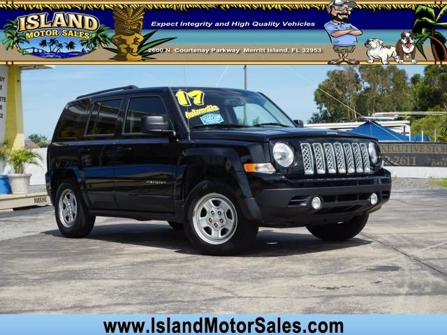 Jeep Patriot 2017 price $11,599