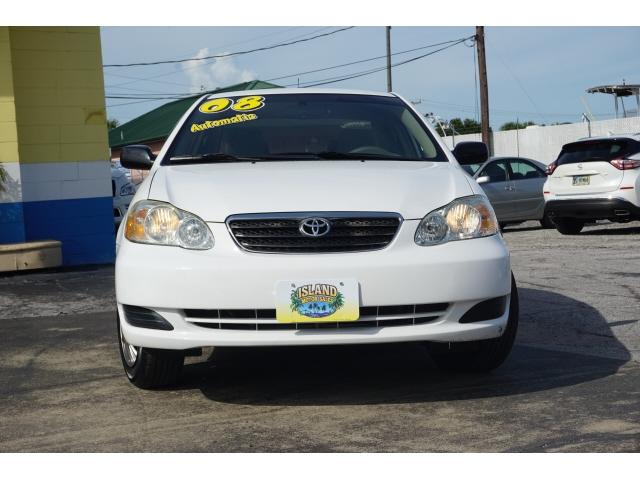 Toyota Corolla 2008 price $5,909
