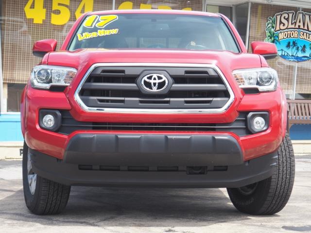 Toyota Tacoma 2017 price $29,385
