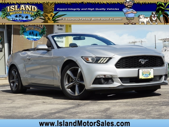 Ford Mustang 2015 price $18,589