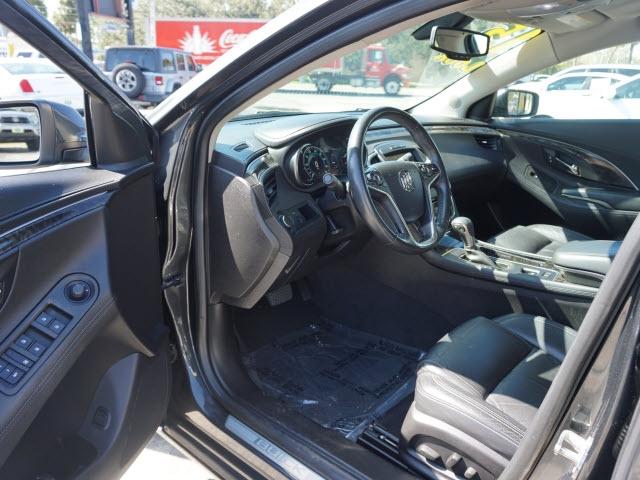 Buick LaCrosse 2015 price $10,492