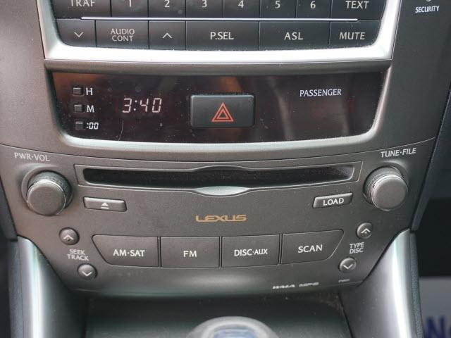 Lexus IS 2008 price $8,790
