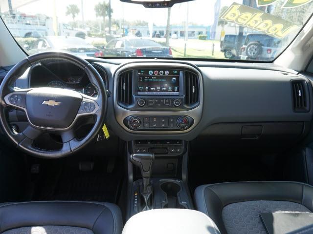 Chevrolet Colorado 2017 price $27,681