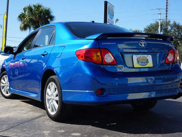 Toyota Corolla 2009 price $5,996