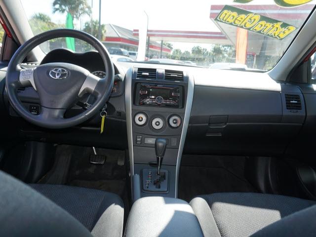 Toyota Corolla 2009 price $6,992