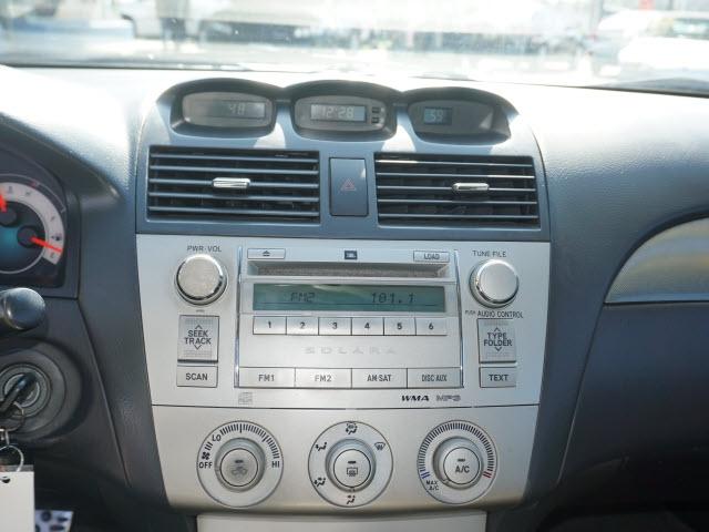 Toyota Camry Solara 2007 price $5,828