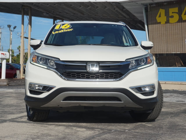 Honda CR-V 2016 price $18,967
