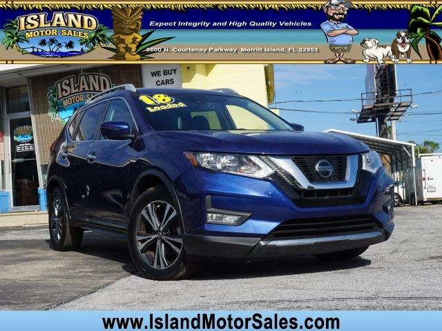 Nissan Rogue 2018 price $17,987