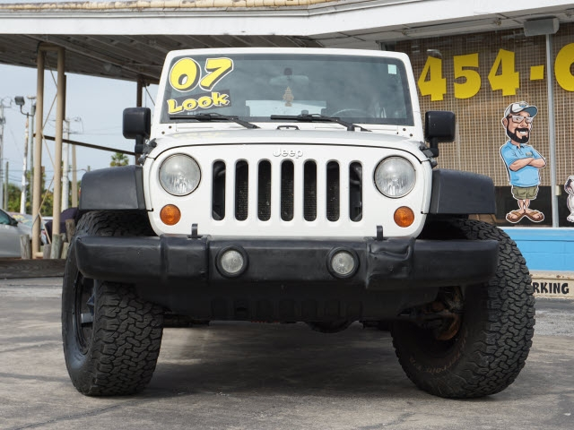 Jeep Wrangler 2007 price $16,850
