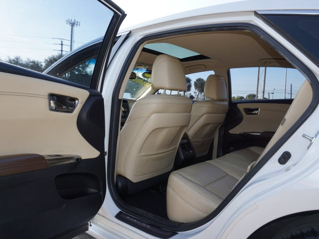 Toyota Avalon 2015 price Call for Pricing.
