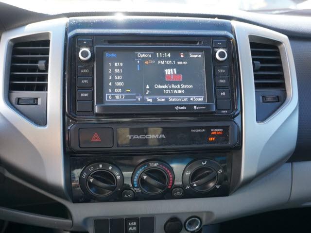 Toyota Tacoma 2015 price $22,629