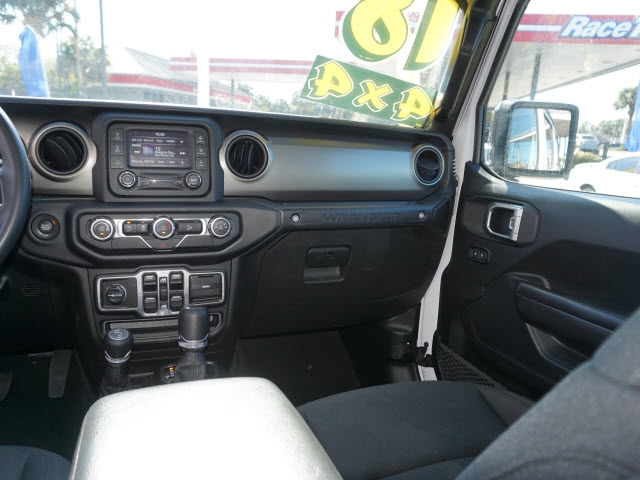 Jeep Wrangler 2018 price $32,641