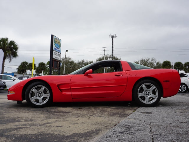 Chevrolet Corvette 1998 price $19,870