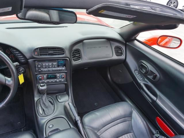 Chevrolet Corvette 1998 price $18,591