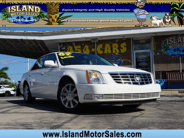 Cadillac DTS 2007 price Call for Pricing.