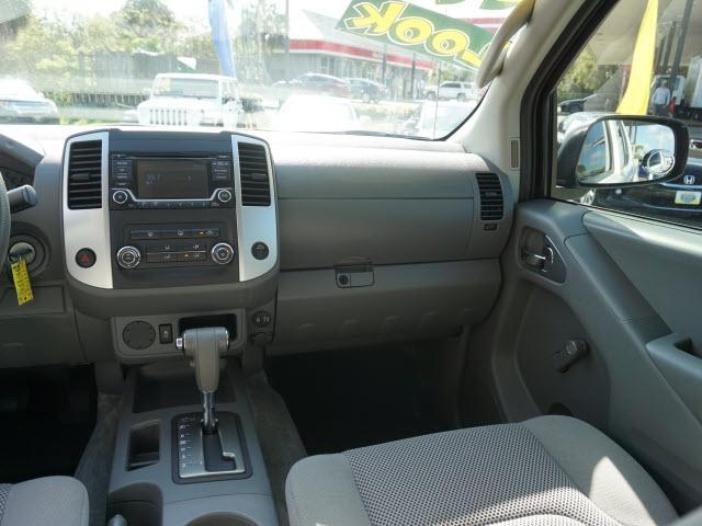 Nissan Frontier 2017 price $21,540